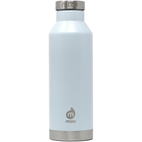 MIZU V6 Botella con Aislamiento con Tapa Acero Inoxidable 600ml, enduro ice blue